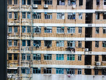 Hong Kong Living Photographie stock libre de droits