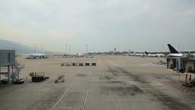 Hong Kong lotnisko zdjęcie wideo