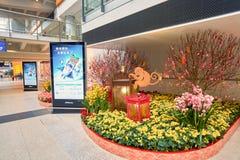 Hong Kong lotnisko międzynarodowe Zdjęcie Stock