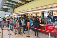 Hong Kong lotnisko międzynarodowe Obraz Stock