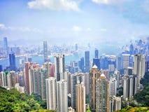 Hong Kong máximo Foto de archivo