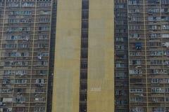 Modern buildings in Kowloon, Hong Kong Royalty Free Stock Image