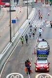 Hong Kong Marathon 2011 Stock Image