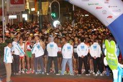 Hong Kong Marathon 2012 Stock Image