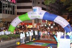 Hong Kong Marathon 2012 Stock Photography