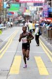 Hong Kong Marathon 2013 Stock Photos