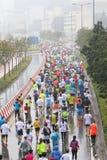 Hong Kong Marathon 2016 Foto de archivo