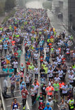Hong Kong Marathon 2016 foto de stock royalty free