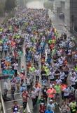 Hong Kong Marathon 2016 Royalty Free Stock Photo