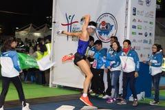 Hong Kong maraton 2015 Obrazy Royalty Free