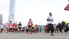 Hong Kong maraton 2015 zdjęcie wideo