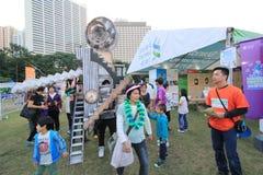 2014 Hong Kong Mardi Gras Arts in de Parkgebeurtenis Royalty-vrije Stock Foto's