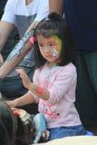 Hong Kong Mardi Gras Arts 2015 en el evento del parque Imagen de archivo libre de regalías