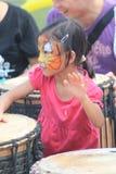 Hong Kong Mardi Gras Arts 2015 en el evento del parque Foto de archivo