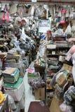 Hong Kong marknad arkivbilder