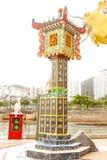 Kwun Yam Shrine temple, a Taoist shrine at the southeastern end of Repulse Bay, Hong Kong Island. Hong Kong - May 20, 2017, Editorail use only;Kwun Yam Shrine royalty free stock photos