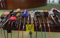 Hong Kong Media Stock Photo