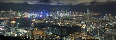 Hong Kong Miasto Obraz Royalty Free