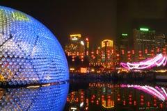 Hong Kong Mid-Autumn Festival 2013 lizenzfreie stockfotografie