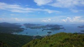 Hong Kong miliampère em Shan Imagem de Stock Royalty Free