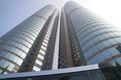 Hong Kong modern building Royalty Free Stock Photography