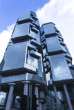 Hong Kong Modern Building Royalty Free Stock Images