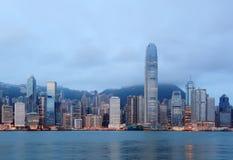 Hong Kong morning Stock Photo