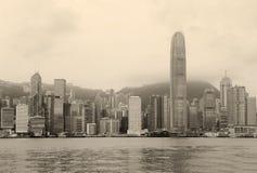 Hong Kong morning Royalty Free Stock Photography