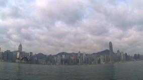 Hong Kong Morning Timelapse almacen de metraje de vídeo