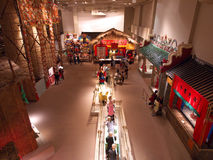 hong kong muzealny odgórny widok fotografia royalty free
