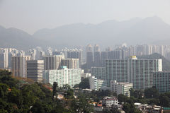 Hong Kong New Territories Royalty Free Stock Photography