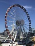 Hong Kong Observation Wheel Lizenzfreie Stockfotografie