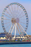 Hong Kong Observation Wheel immagine stock