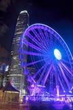 Hong Kong Observation Wheel in Hong Kong China Royalty Free Stock Image