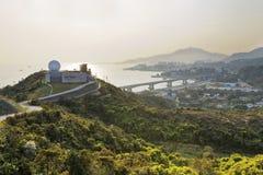 Hong Kong observatory Stock Images