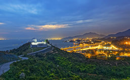 Hong Kong observatory Royalty Free Stock Photos