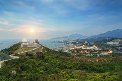 Hong Kong observatory Stock Photos