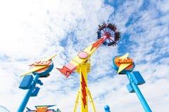 Hong Kong Ocean Park Large pendulum Stock Photo