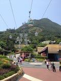 hong kong oceanu park Fotografia Royalty Free