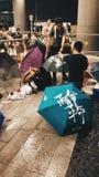 Hong Kong oggi Fotografia Stock Libera da Diritti