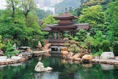 Hong Kong ogród Obrazy Stock