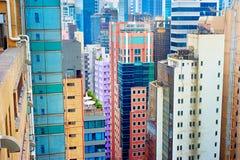 Hong Kong område Royaltyfri Foto