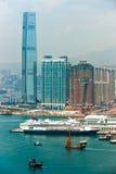 Hong Kong. Royalty Free Stock Image
