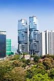 Hong Kong Park Stock Photography