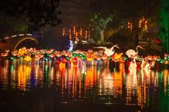 Hong Kong pejzaże miejscy obraz stock