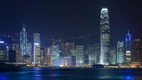 Hong Kong Pejzaż miejski Obrazy Royalty Free