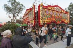 Hong Kong pejzaż miejski Fotografia Stock