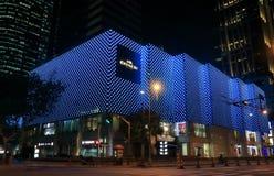 Hong Kong placu zakupy centrum handlowe Szanghaj Chiny obraz royalty free