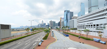 Hong Kong Post - biuro Fotografia Royalty Free