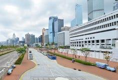 Hong Kong Post Office Royalty Free Stock Photography